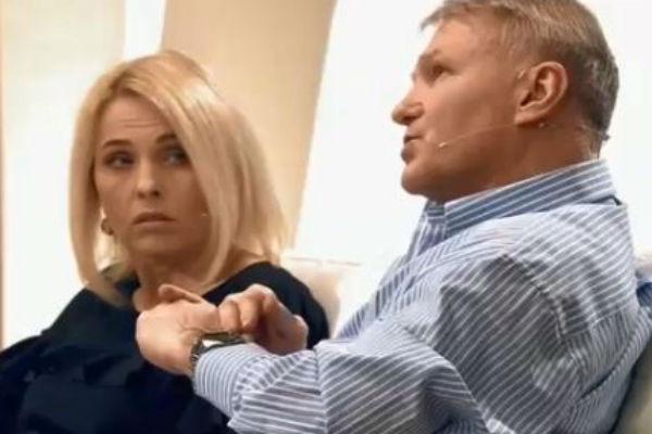 Бочкин признался, что жить с актрисой ему безумно нравится