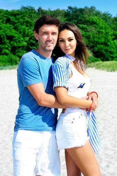 Инна и Юрий поженились в 2008 году