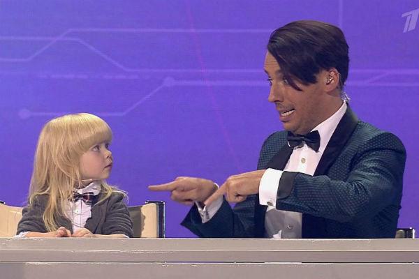 Максим Галкин прекрасно находит общий язык с детьми