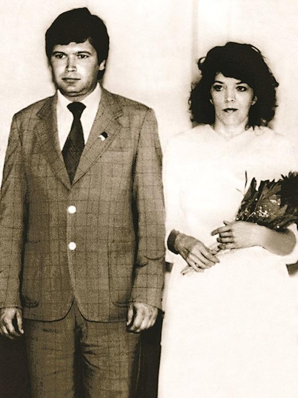 Родители Веры Брежневой Виктор Михайлович и Тамара Витальевна