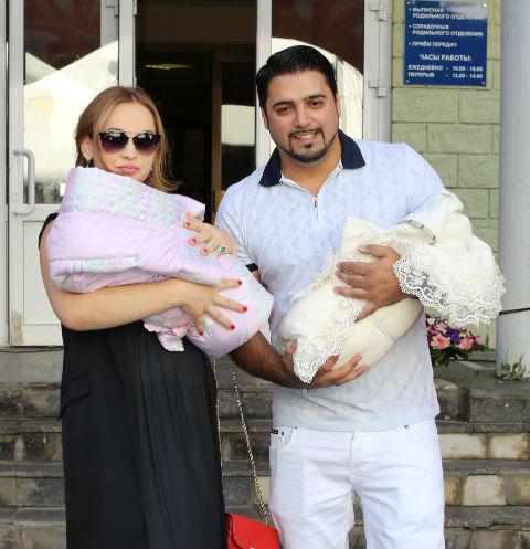 Александр Бердников с супругой Ольгой