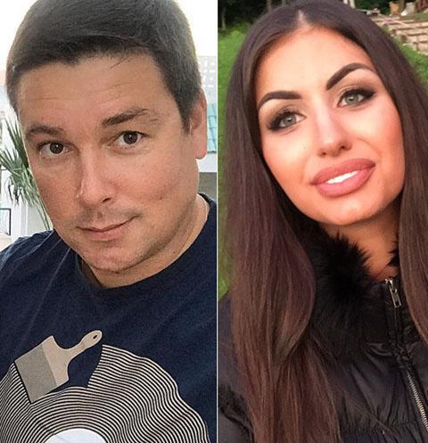 Андрей Чуев и Элина Ковальская
