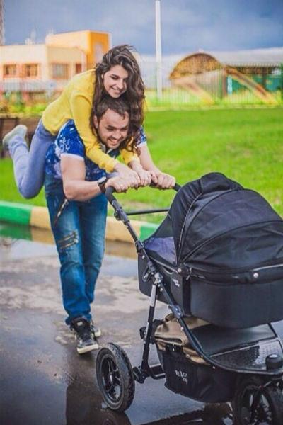 Александр уверен, что им с Алианой удастся построить семью заново