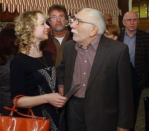 Джигарханян женился на Цымбалюк-Романовской в прошлом году