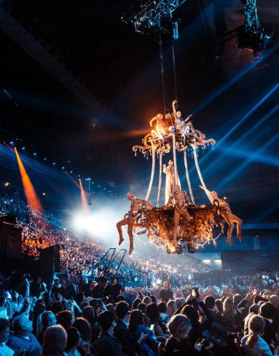 Новую концертную программу Ани Лорак готовила почти год
