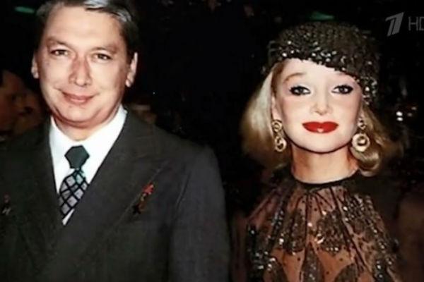 Брак Егорова и Кустинской просуществовал 19 лет