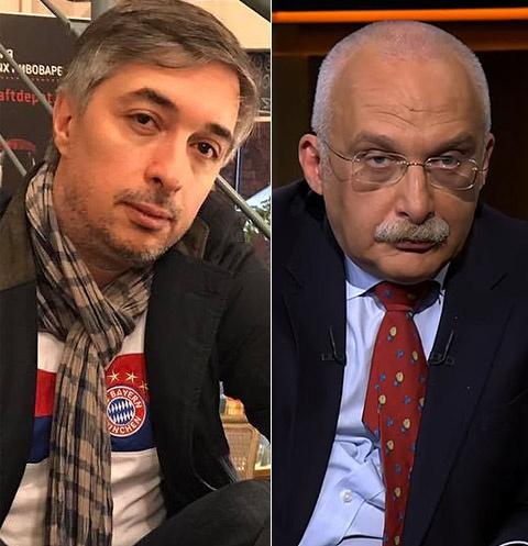 Ровшан Аскеров и Александр Друзь