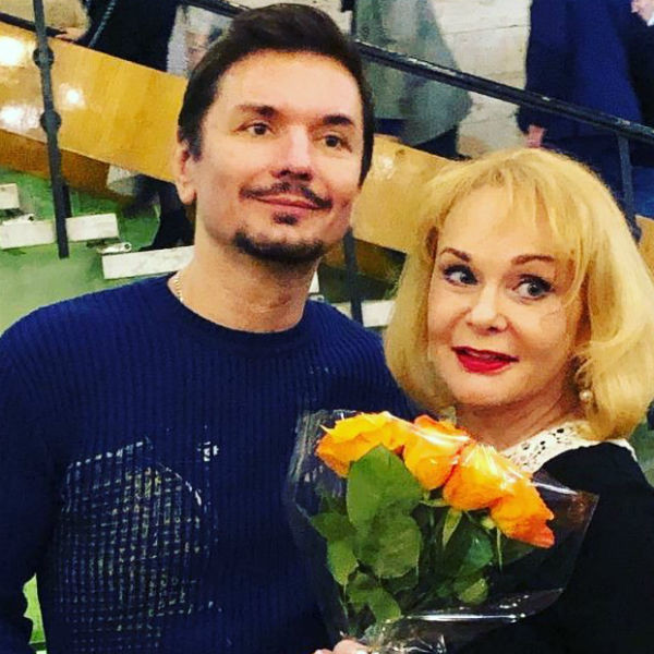 Денис Сердюков и Ирина Цывина