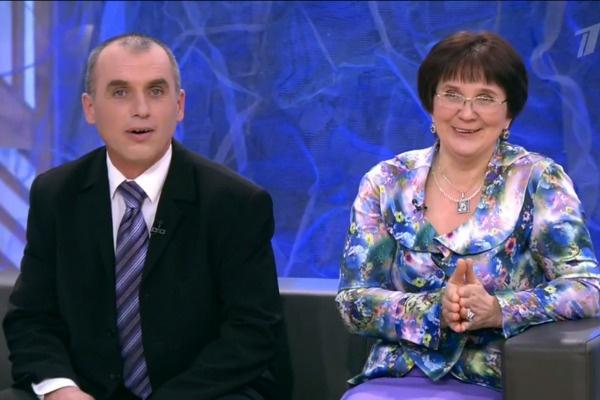 Родители Алексея встретились с мамой и папой Юлии