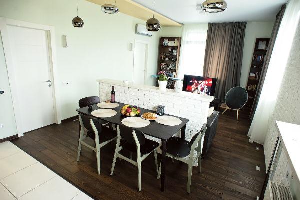 Телеведущий лично разработал дизайн своей квартиры