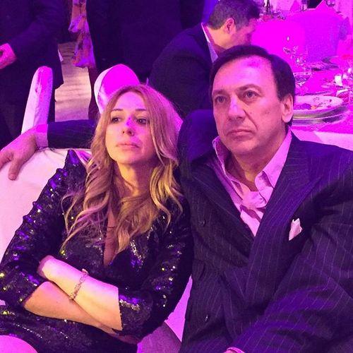 Алена Апина вместе с мужем — продюсером Александром Иратовым