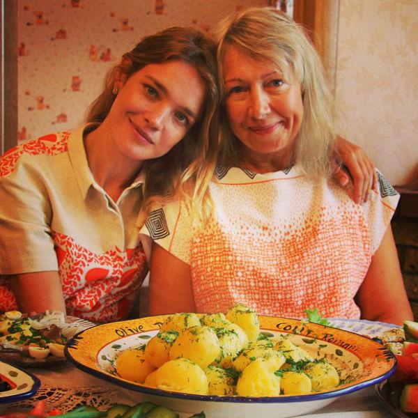 Наталья поддерживает свою маму, которая оказалась в неприятной ситуации