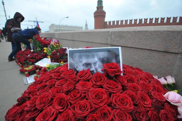 Борис Немцов был застрелен 27 февраля