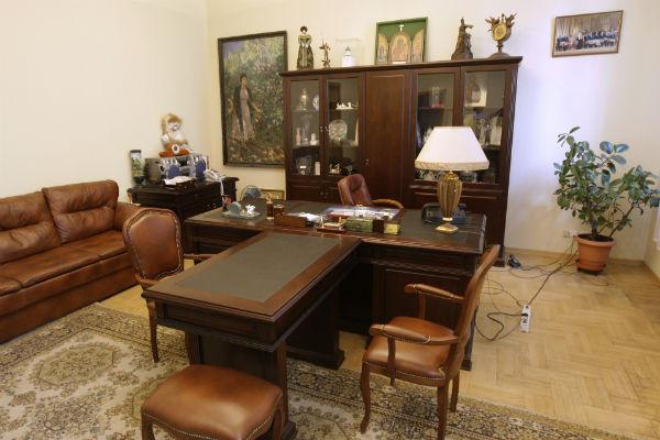 В кабинете Зыкиной после реставрации все будет так же, как и при жизни певицы