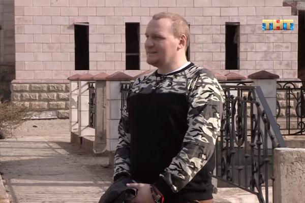Сергей Сафронов вел испытание