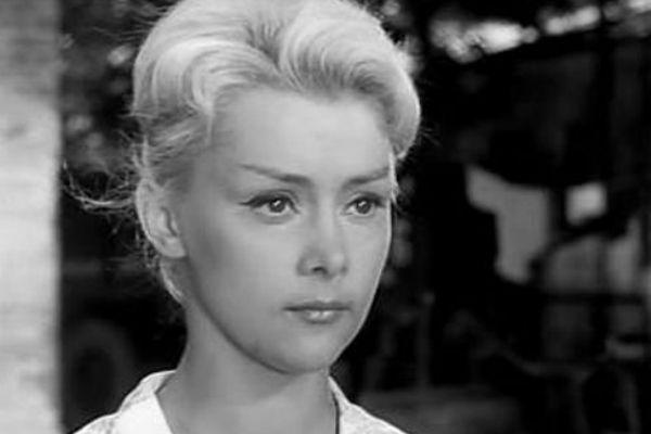 В последние годы жизни актриса редко играла в кино