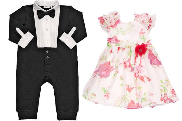 Валентин Юдашкин не оставит малышей без модных нарядов