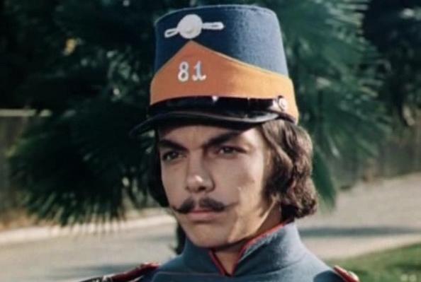 Сергей Захаров не только пел, но и играл в кино