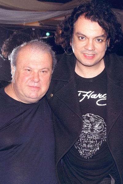 Виктор Шульман и Филипп Киркоров, фото 2009 года