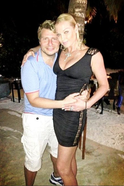 Басков и Волочкова встречались порядка двух лет