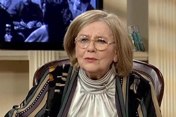 Валентина Березуцкая снималась и после ухода на пенсию