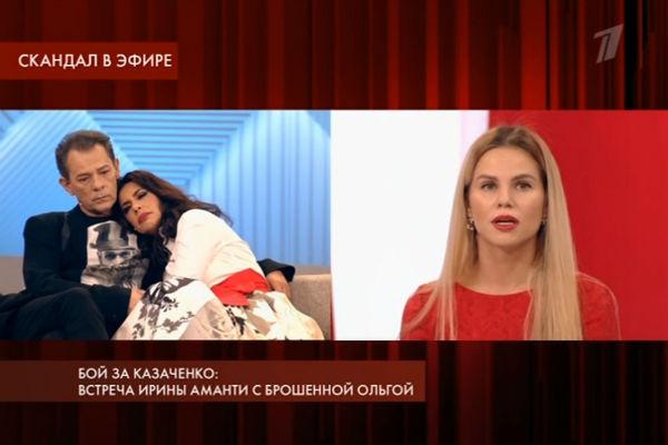Ольга мечтает, чтобы Вадим начал общаться с сыном
