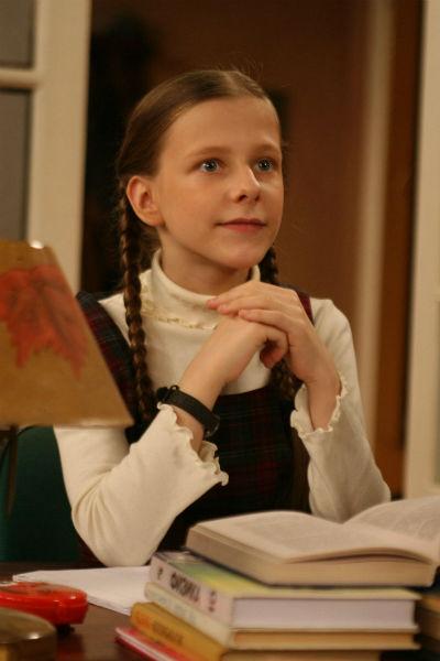 Актриса в роли Галины Сергеевны
