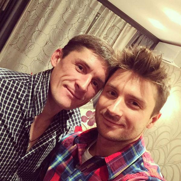 Сергей не может оправиться после потери старшего брата Павла