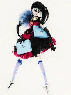Кукла Lanvin
