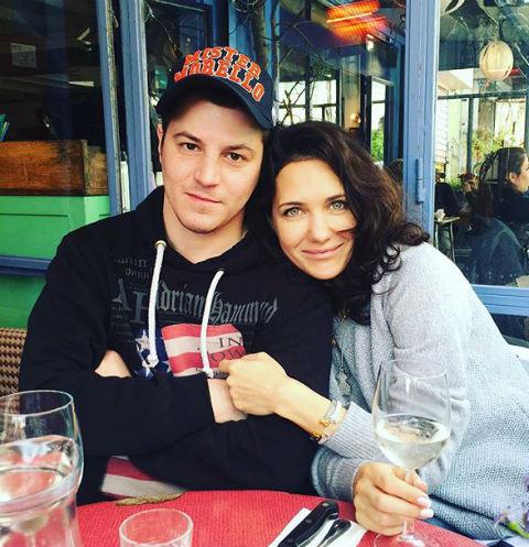 Екатерина Климова поздравила Гелу Месхи с днем рождения