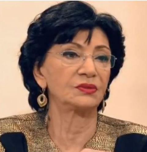 Народная артистка СССР Нани Георгиевна Брегвадзе