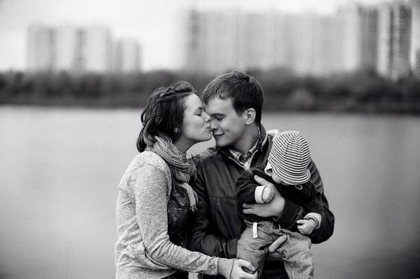 Анна и Алексей души не чают в прелестном Иване