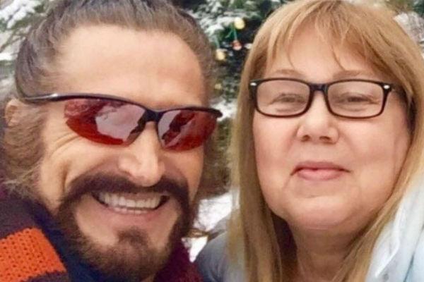 Никита Джигурда и Людмила Браташ были близкими друзьями