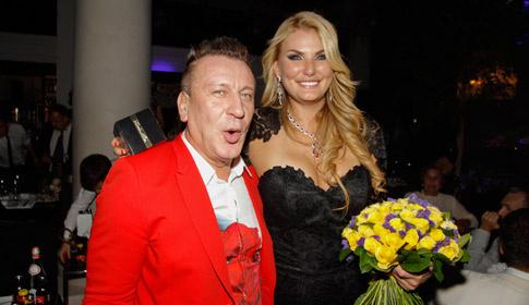 Ирсон Кудикова отметила день рождения в кругу звезд