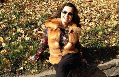 Еще недавно Наталья наслаждалась солнцем в Киеве
