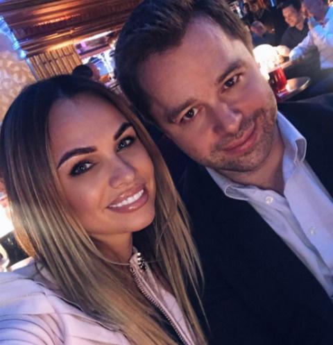 Виталий Гогунский с супругой Ириной
