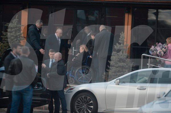 Среди гостей была замечена Галина Волчек