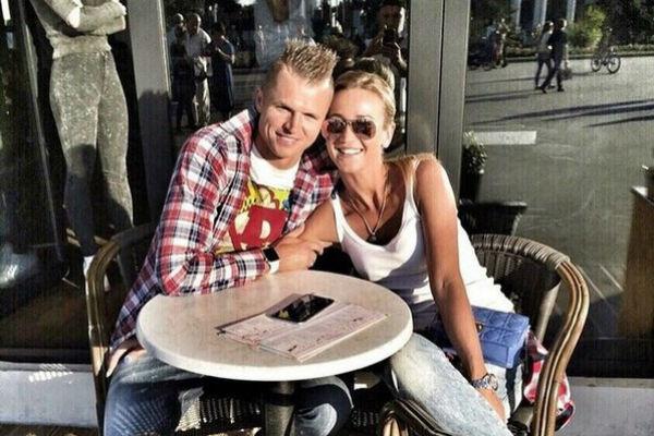 Когда-то Дмитрий и Ольга были красивой парой