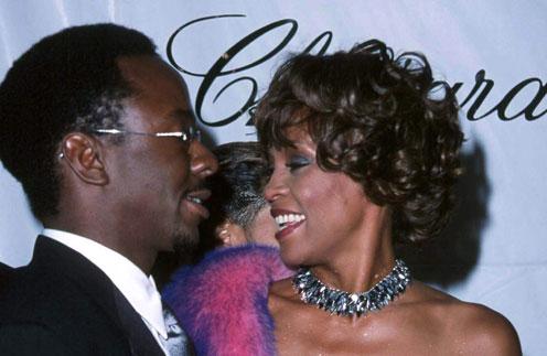 Уитни Хьюстон и Бобби Браун были женаты 15 лет
