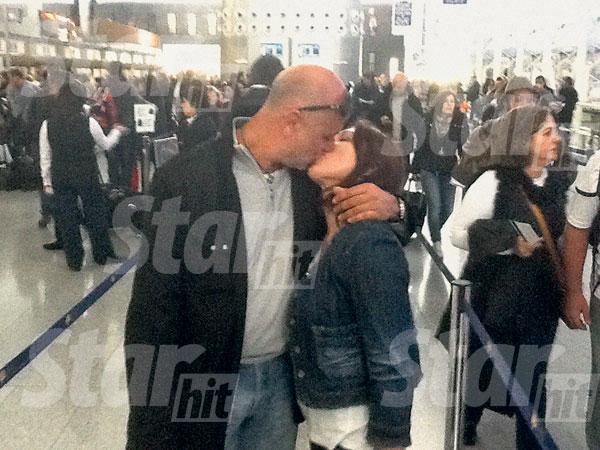 Теперь Роза будет приезжать в Италию чаще