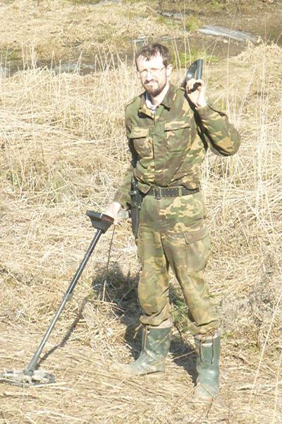 Владимир Порываев надеется вскоре найти сокровища Наполеона