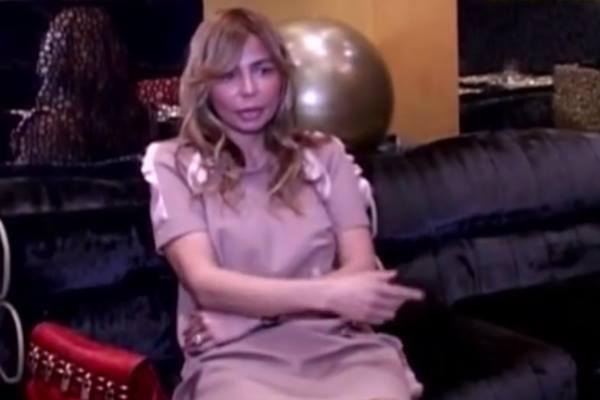 Анна Седокова расплакалась вэфире, впервый раз увидев любовницу экс-супруга