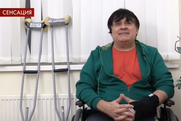 Александр Серов получил травмы