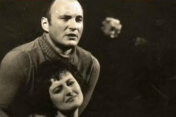 Артисты часто работали вместе на сцене театра