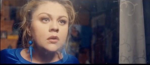 Валентина Мазунина в клипе на песню группы «Ленинград»