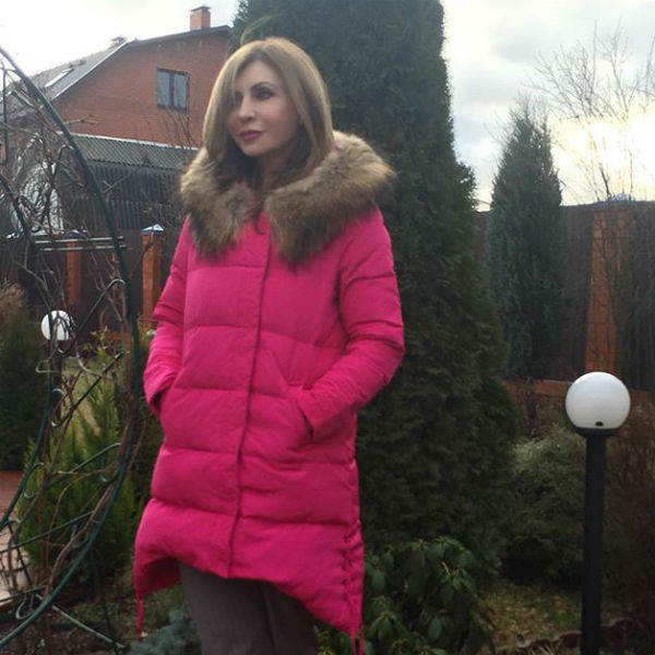 Ирина Александровна старается вести здоровый образ жизни