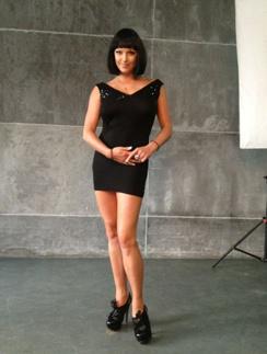 Анастасия Волочкова в новом образе