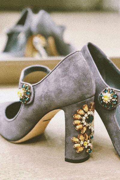 Туфли стоят около 62 тысяч рублей