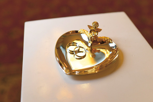 Кольца Дианы и Андрея