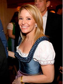 Подруге Шварценеггера понравилось австрийское гостеприимство